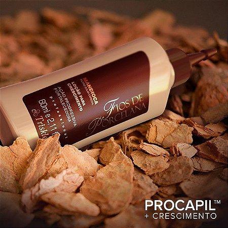 Loção para crescimento do cabelo 60ml - com PROCAPIL