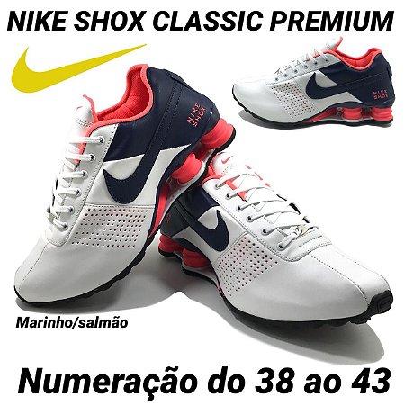 Tênis Nike Shox Classic Premium Masculino
