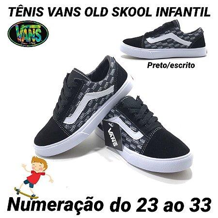 Tênis Vans Old Skool Infantil