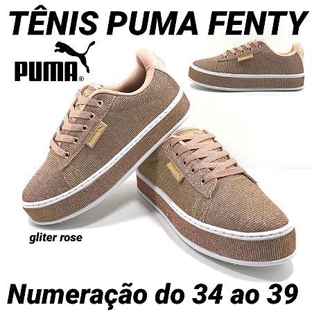 Tênis Puma Fenty Feminino