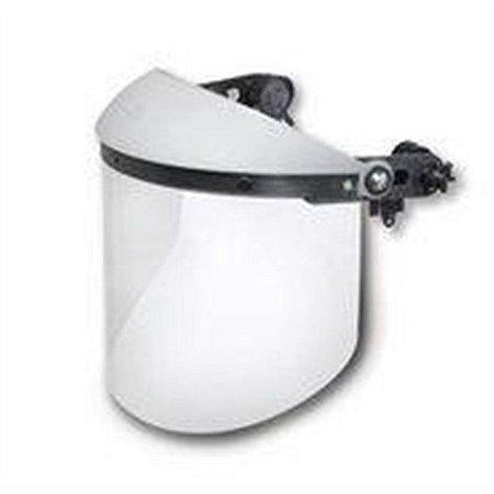 3b5f5a5aace57 Kit Protetor Facial MSA 200 Incolor - Total Segurança EPI