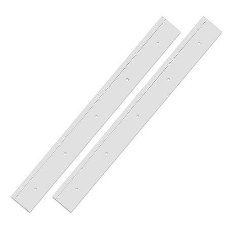 Kit 2 raspadores plásticos para Cilindro de Massas