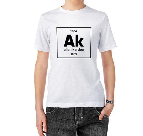Camiseta Masculina Elemento Ak