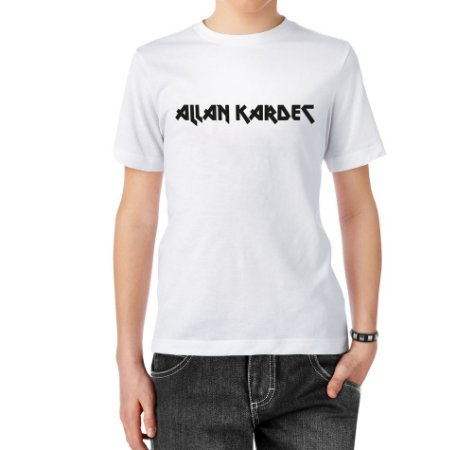 Camiseta Normal Kardec Maiden