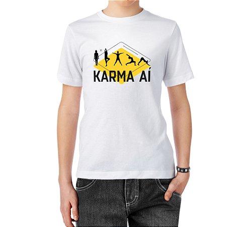 Camiseta Karma Aí
