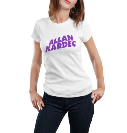 Camiseta Babylook Kardec Of Reality