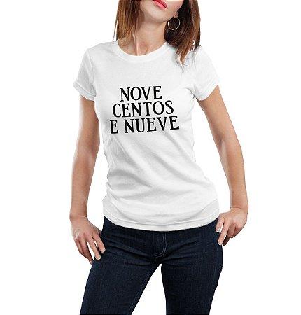 Camiseta Babylook 909