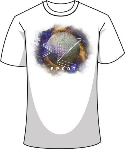 Camiseta EPCOT