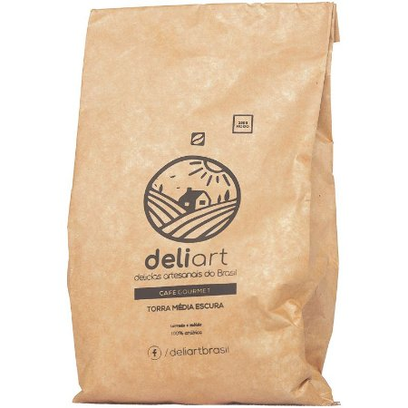 Café da Roça 250g - Deliart
