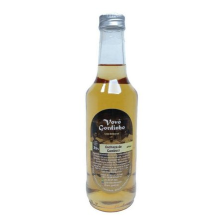 Cachaça Artesanal de Cambuci 275 ml - Vovô Gordinho