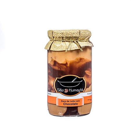Doce de Leite com Chocolate - 430g - Sítio Humaytá