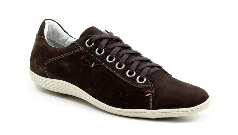 Sapatênis Casual Masculino Outlet Bally  Orlandelli  Café OR110N1