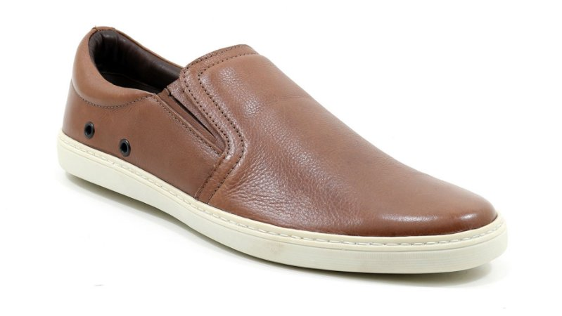 Sapatênis Iate Masculino  Orlandelli Outlet New York Conhaque NY81P5
