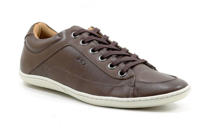Sapatênis Masculino Casual Outlet Opala Orlandelli Marron OR331l1