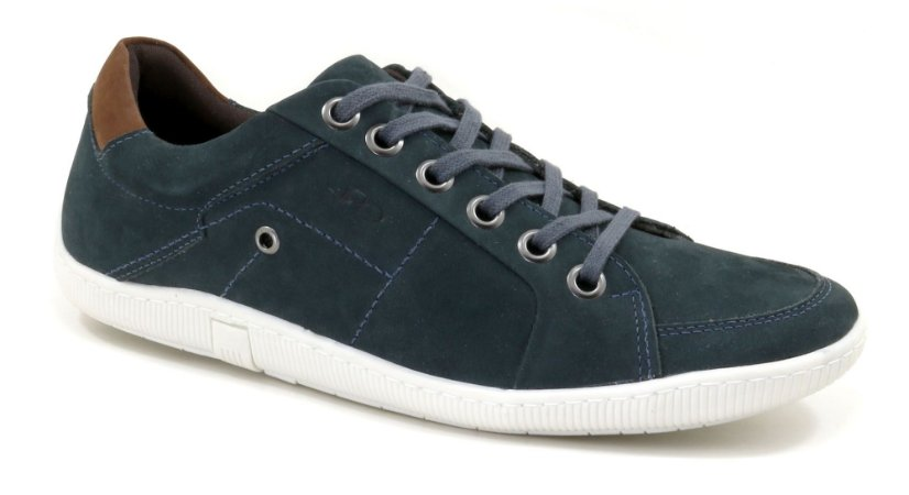 Sapatênis Masculino  Casual Ball Outlet Orlandelli Blue 332N2