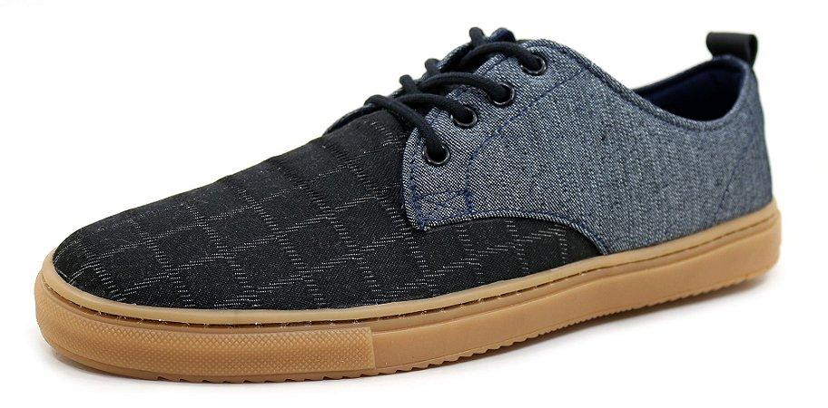 Sapato Masculino Repilk  Orlandelli Chess Preto REB981T36