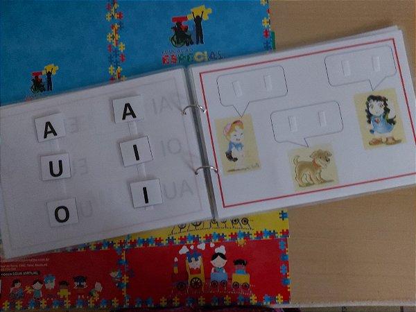 Bloco Pedagógico - Encontro Vocálico