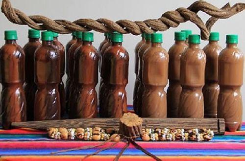 Ayahuasca (Chacrona + Jagube) - 1 Litro da bebida pronta