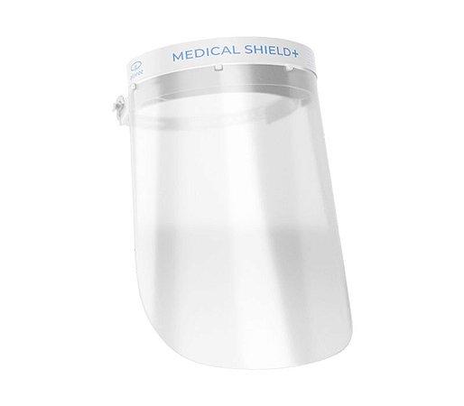 Protetor facial Medical Shield + para Covid-19