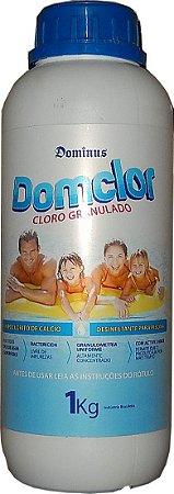 Cloro 1kg Domclor