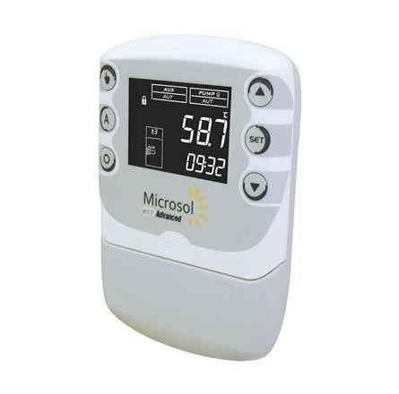 Controlador Digital Microsol RST Advanced Full Gauge