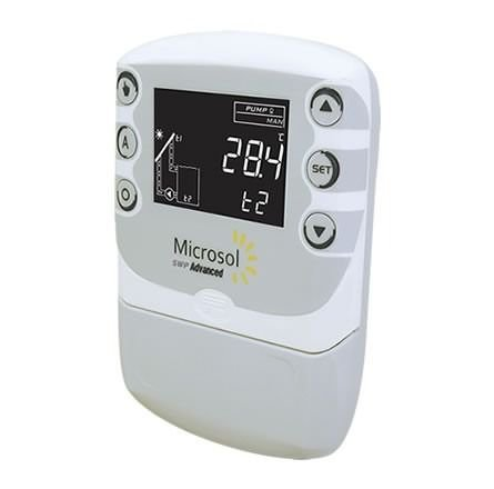 Controlador Digital Microsol SWP Full Gauge