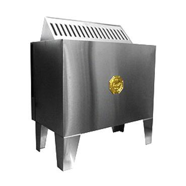 Sauna Seca 18KW c/ Quadro Digital Impercap