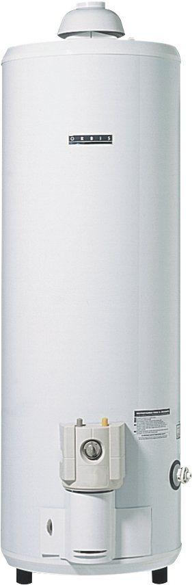 Boiler a Gás GN 160 litros Orbis