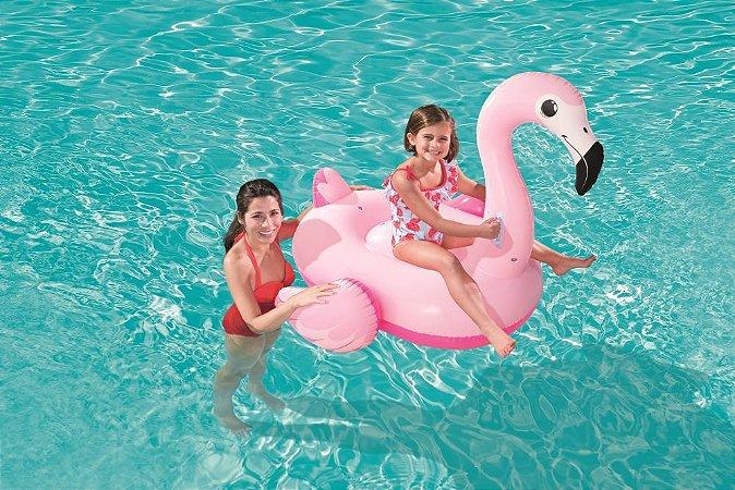 Boia Inflável Flamingo Médio MOR