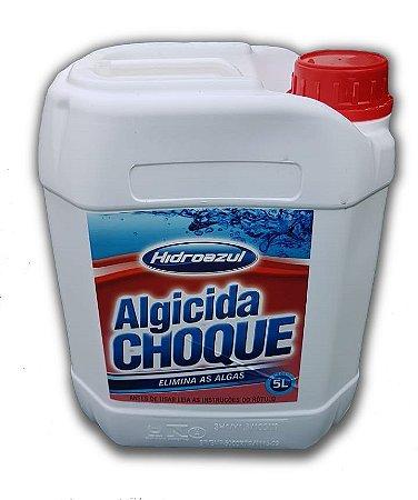 Algicida Choque 5L HidroAzul