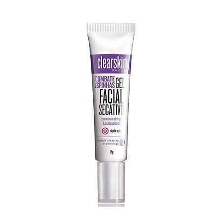 Clearskin Gel Facial Secativo 15g