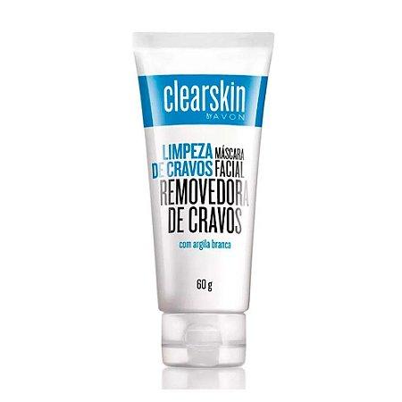 Clearskin Máscara Facial Removedora De Cravos 60g