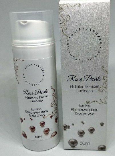 HIDRATANTE FACIAL LUMINOSO PEARLS 50 ml Deisy Perozzo