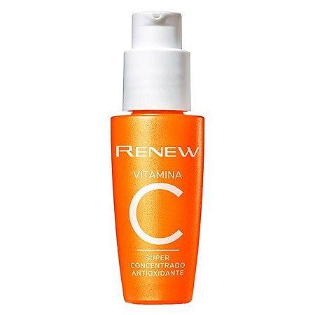 Renew Vitamina C Super Concentrado Antioxidante 30 ml