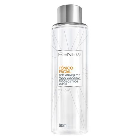 Tônico Facial Renew - 90ml -com vitamina C