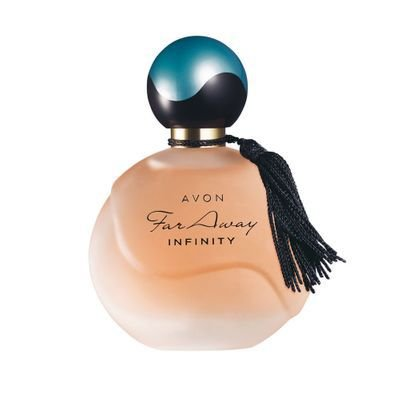 COLÔNIA AVON FAR AWAY INFINITY 50ML