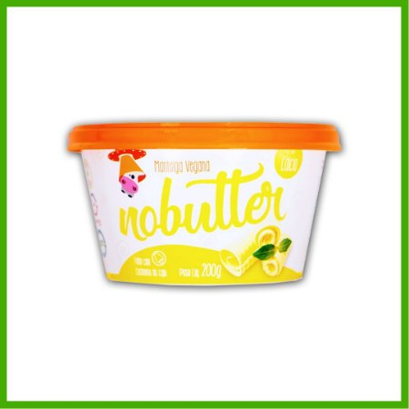 NoButter - Manteiga Vegana Nomoo