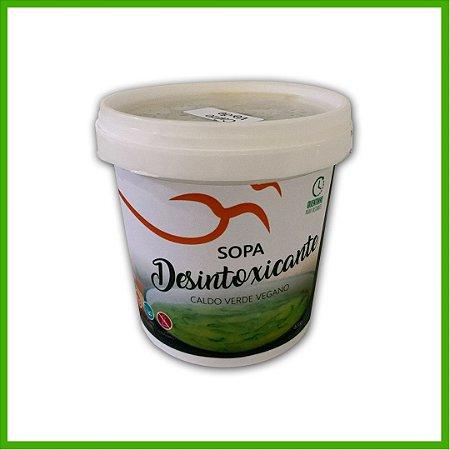 Sopa Desintoxicante - Caldo Verde Vegano