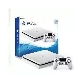 PS4 Branco 500 GB