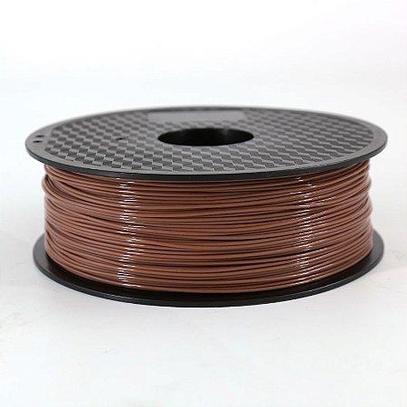 Filamento Anet PLA marrom - 1kg