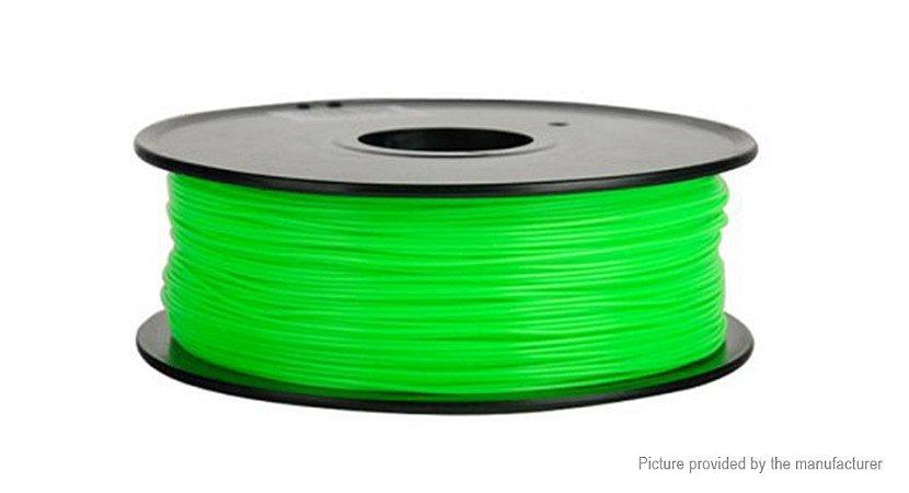 Filamento Anet ABS verde - 1 kg - 1,75mm