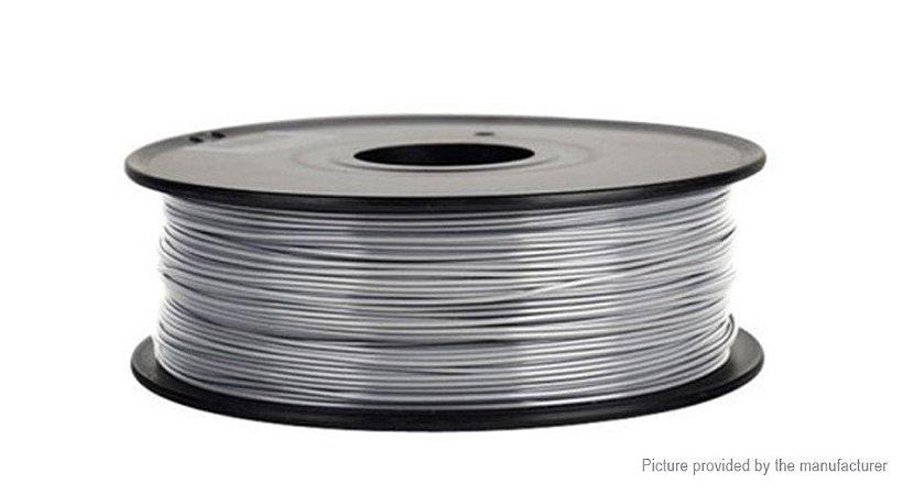 Filamento Anet ABS prata - 1 kg - 1,75 mm