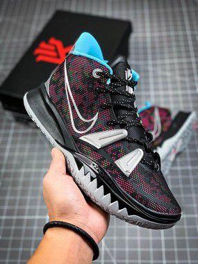 Tênis Nike Kyrie 7 GS Pixels Camo