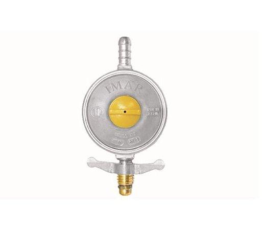 Regulador Registro de Gás IMAR 2Kg/h de GLP Válvula Baixa Pressão