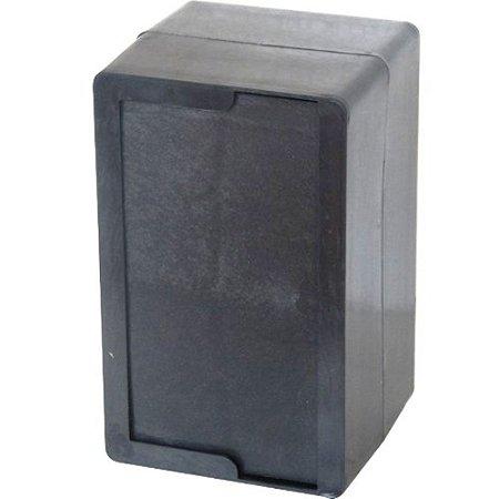 Porta Guardanapos Duplo em Plastico TV Vertical