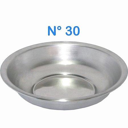 Bacia de Alumínio N° 30 Simples 3,4 Litros