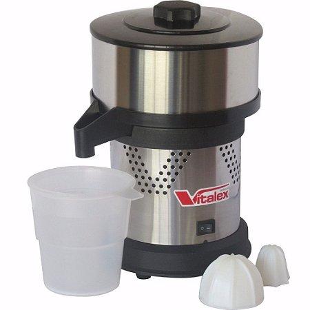 Extrator Espremedor de Suco Pequeno Vita Inox 1/4 hp