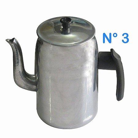Bule de Alumínio N° 3 1,5 Litros