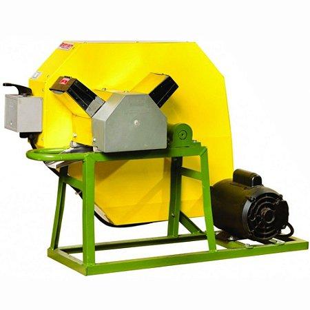 Máquina de Caldo de Cana B120 com Motor Elétrico Moenda em Ferro Fundido 220V