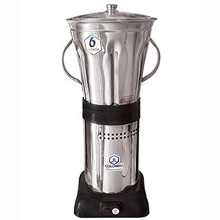Liquidificador Industrial Comercial 6 Litros Baixa Rotação 1200W bivolt